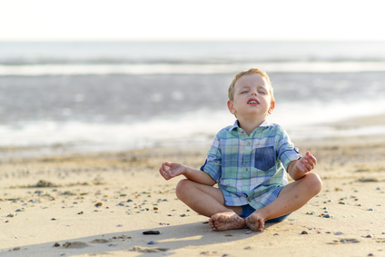 enfants protection soleil vacances