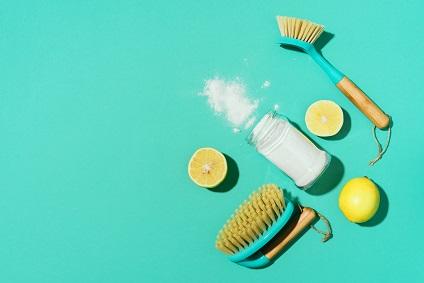 bicarbonate de soude nettoyage sol