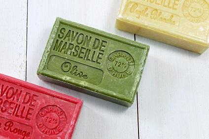 savon de marseille MERCI+