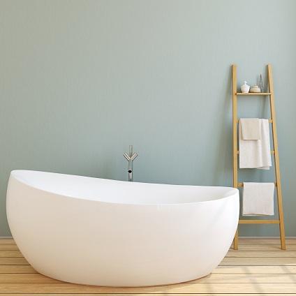 ménage salle de bains