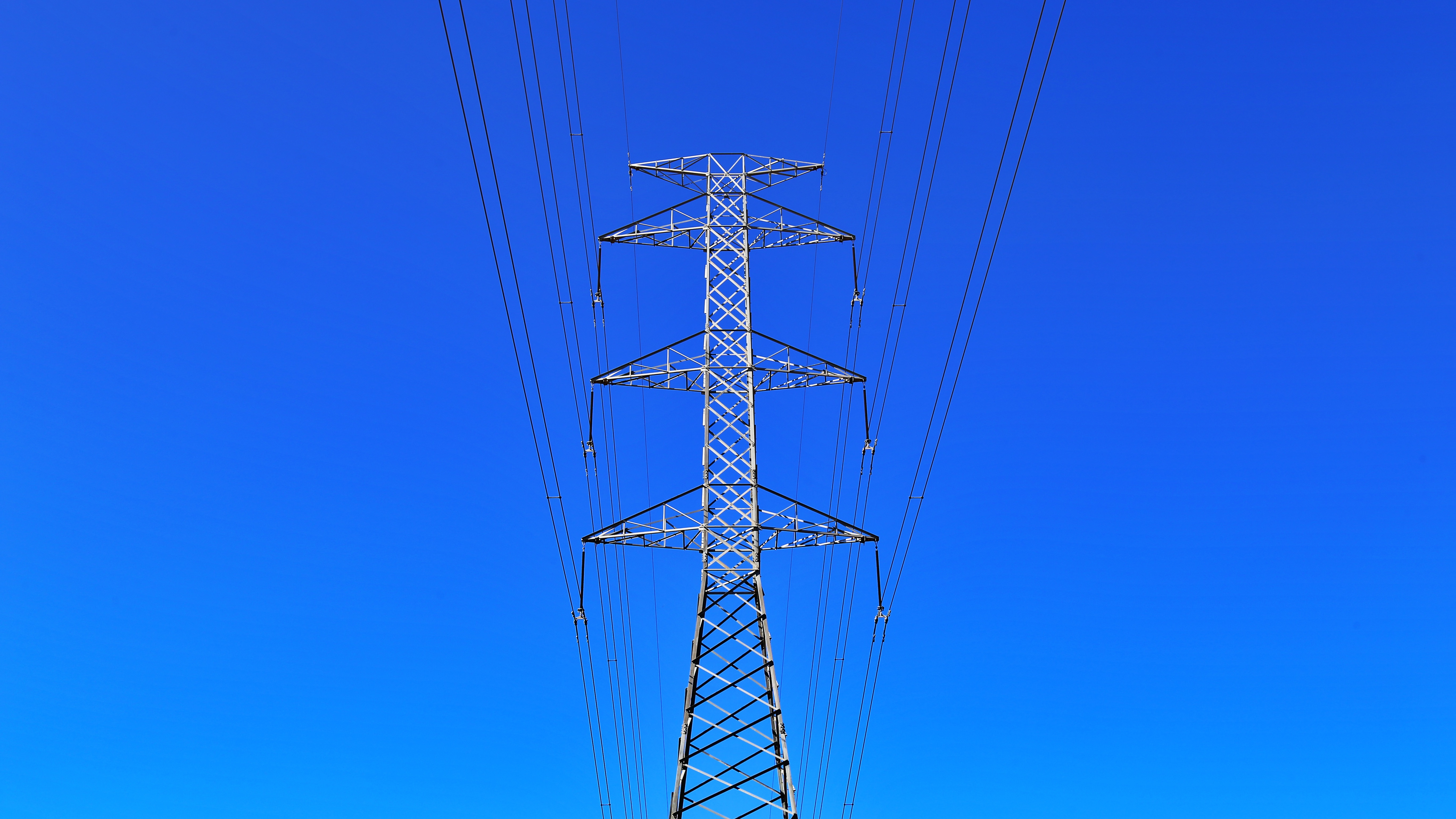Ligne Electricité Haute Tension Enoptea