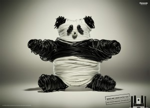 panasonic panda