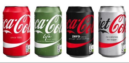 Coca une seule marque