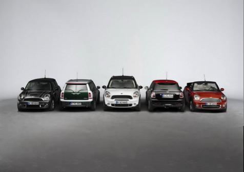 voitures Mini Tbwa Antwerp