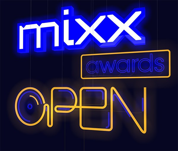 mixx awards open