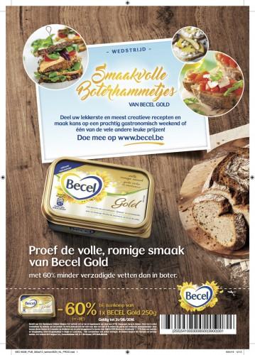 Becel Gold NL