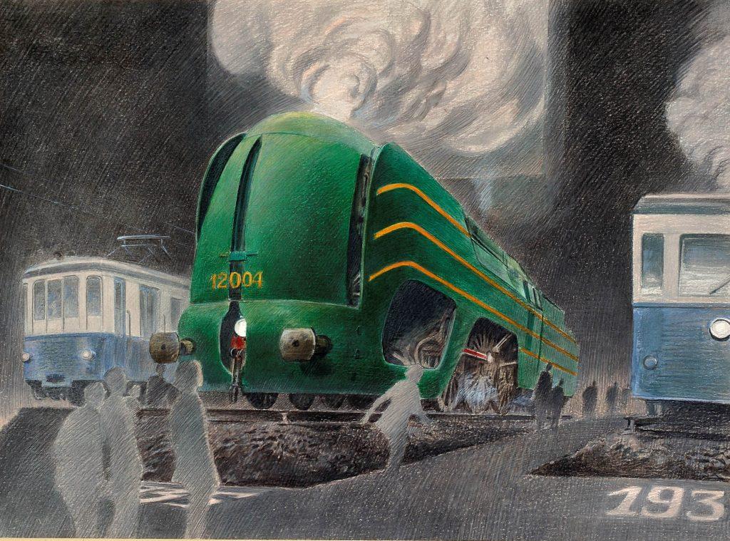 Schuiten Train World
