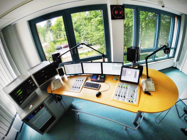 Ems-Radio-Studio