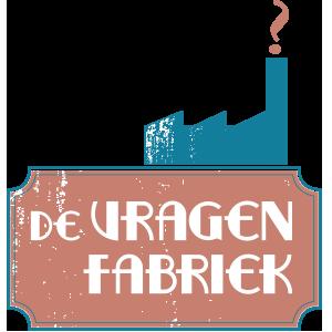 logo De Vragenfabriek