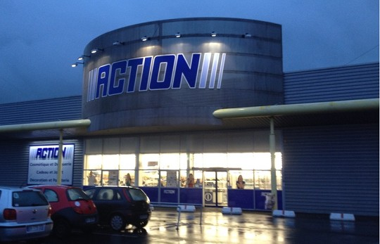Action magasin