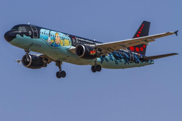 RACKHAM Brussels Airlines