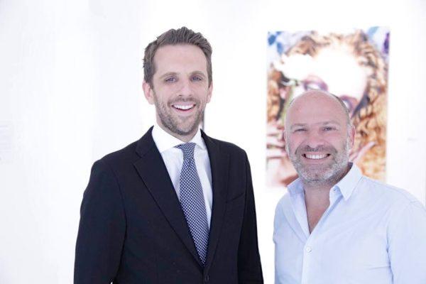 Gregoire Vogelsgang et Philippe Parel