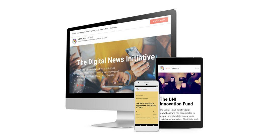 Digital News Initiative Innovation Fund