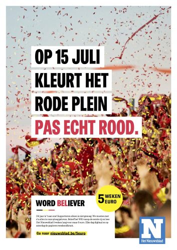 HNB Advertentie Rode Plein