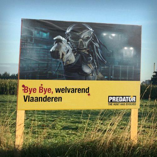 5228FOX_ThePredator_verkiezing posters - NVA