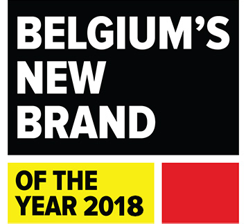 Belgium's New Brand of the Year 2018