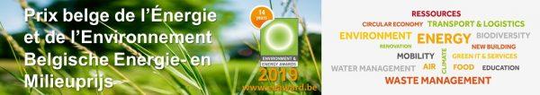 Belgische milieuprijs FR-NL