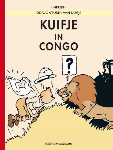 CONGO coloris cover NL
