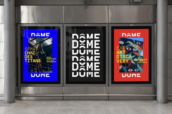Dome_Affiches