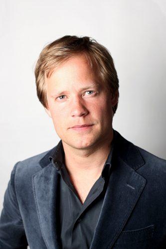 Diederick Croese, oprichter en CEO van SingularityU Benelux