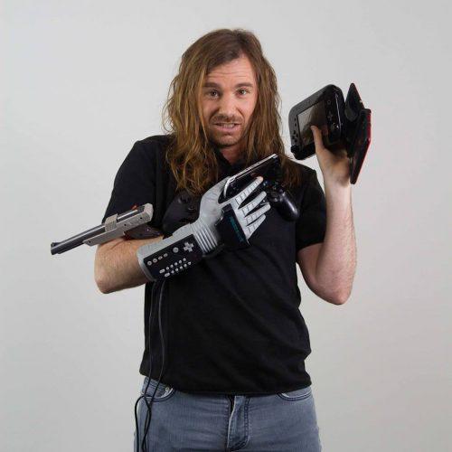 Grégory Carette (RTBF) : « L'époque où seule une poignée de geeks s'intéressait aux jeux vidéo est révolue »