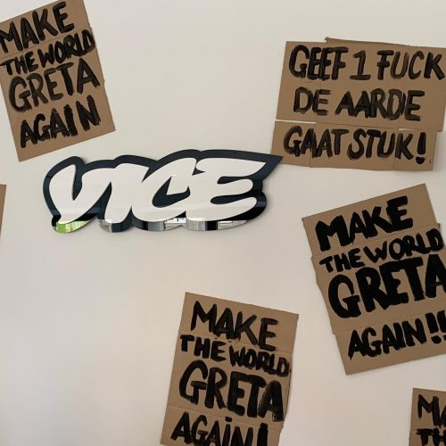 Vice greta