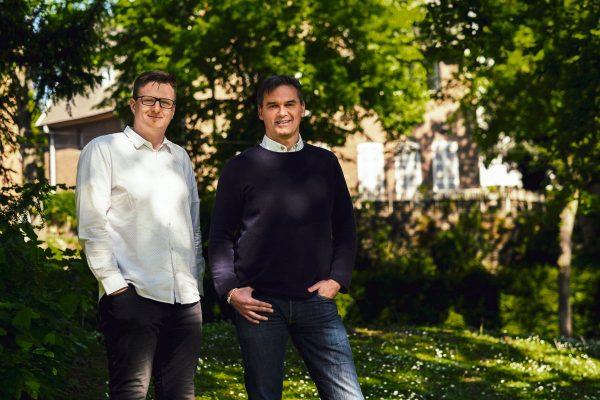 Tim Wolfs en Pierre Pôlet, Co-MD's van Emakina.BE
