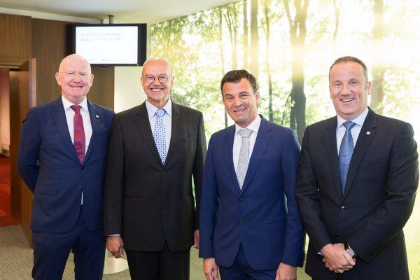 AG Insurance, BNP Paribas Fortis en Touring