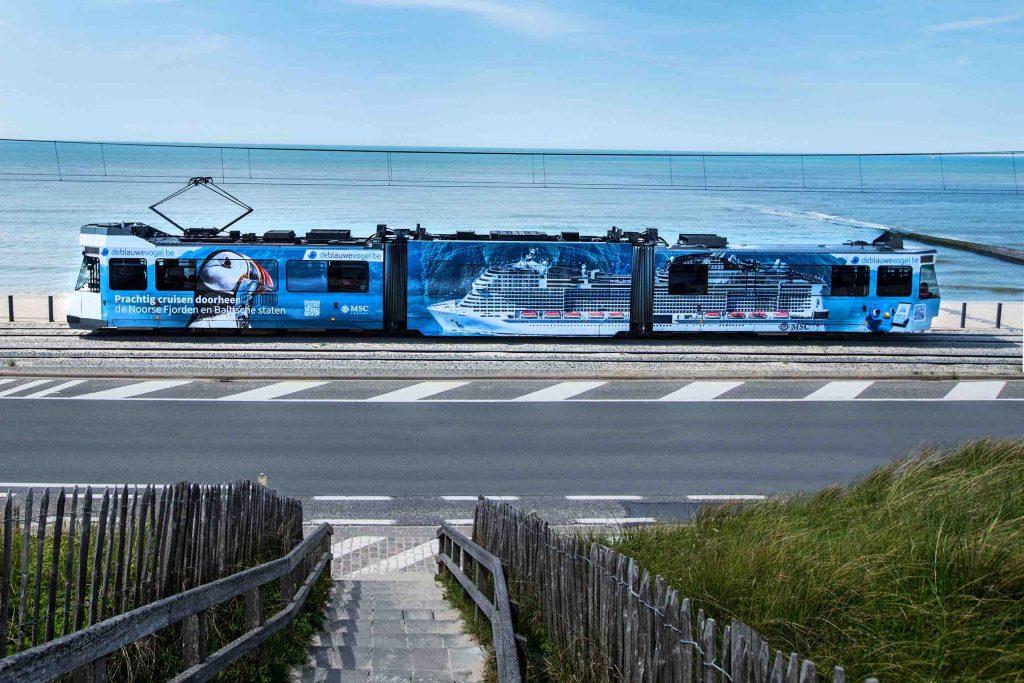 Laatste dag: Kies mooie Kusttram en win weekend aan zee - PUB