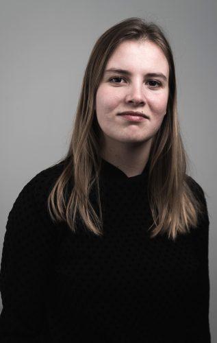 Portret Sara Coppens