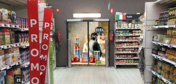 Vison Door - pub Elvea_panorama