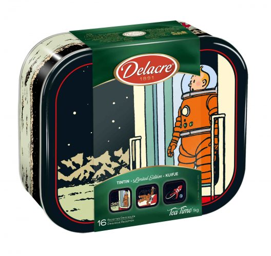 407335B Tea Time KG Tintin Openning 3116430208002 HR