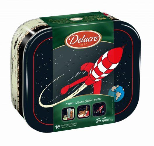 407335B Tea Time KG Tintin Rocket 3116430208002 HR