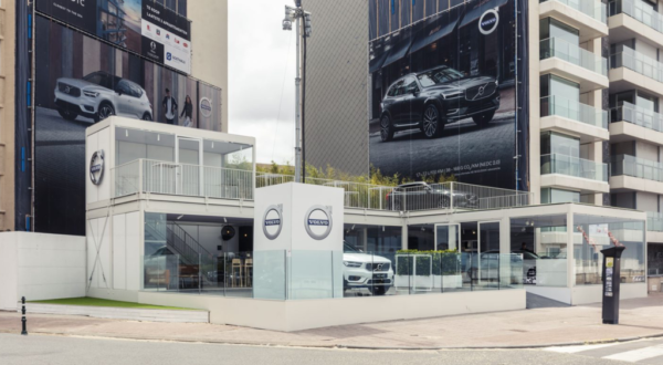 Volvo Fast Forward Knokke 2019