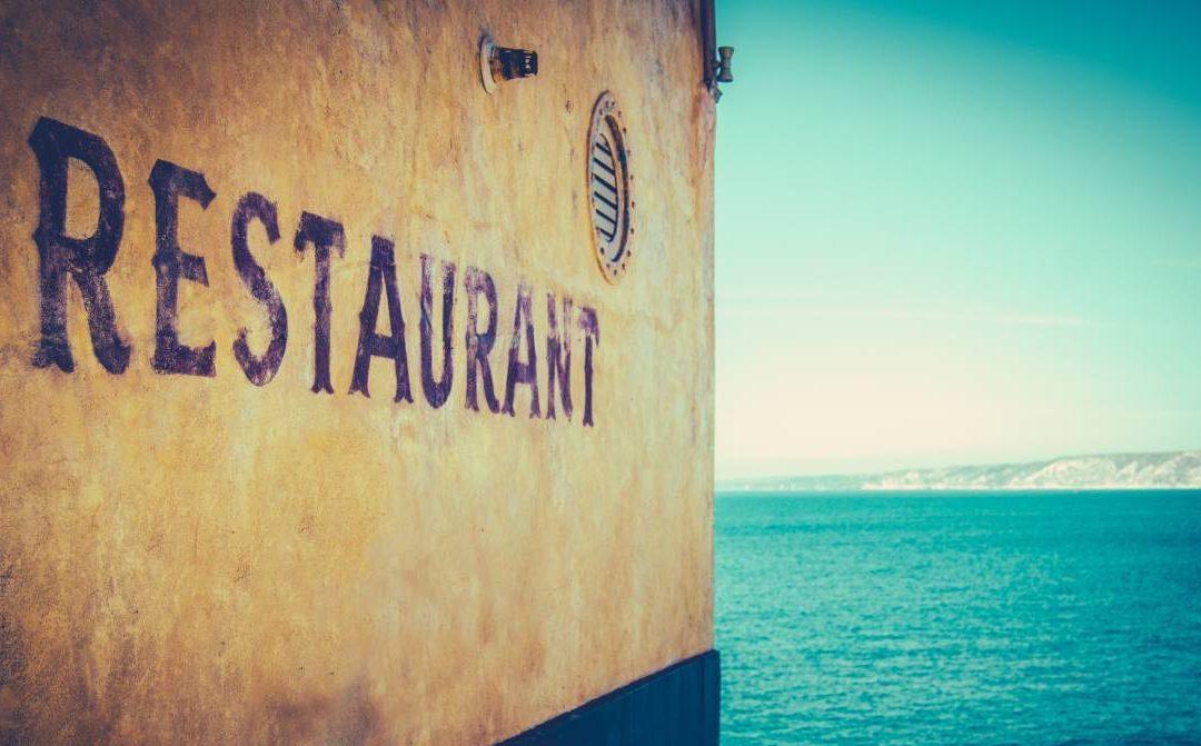 Restaurants de bord de mer, équipez-vous !
