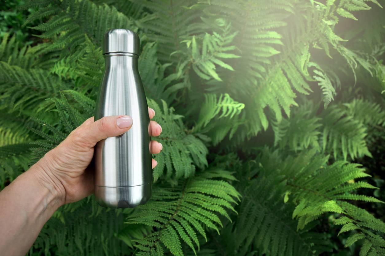 objet publicitaire bouteille isotherme