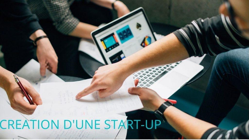 creation startup