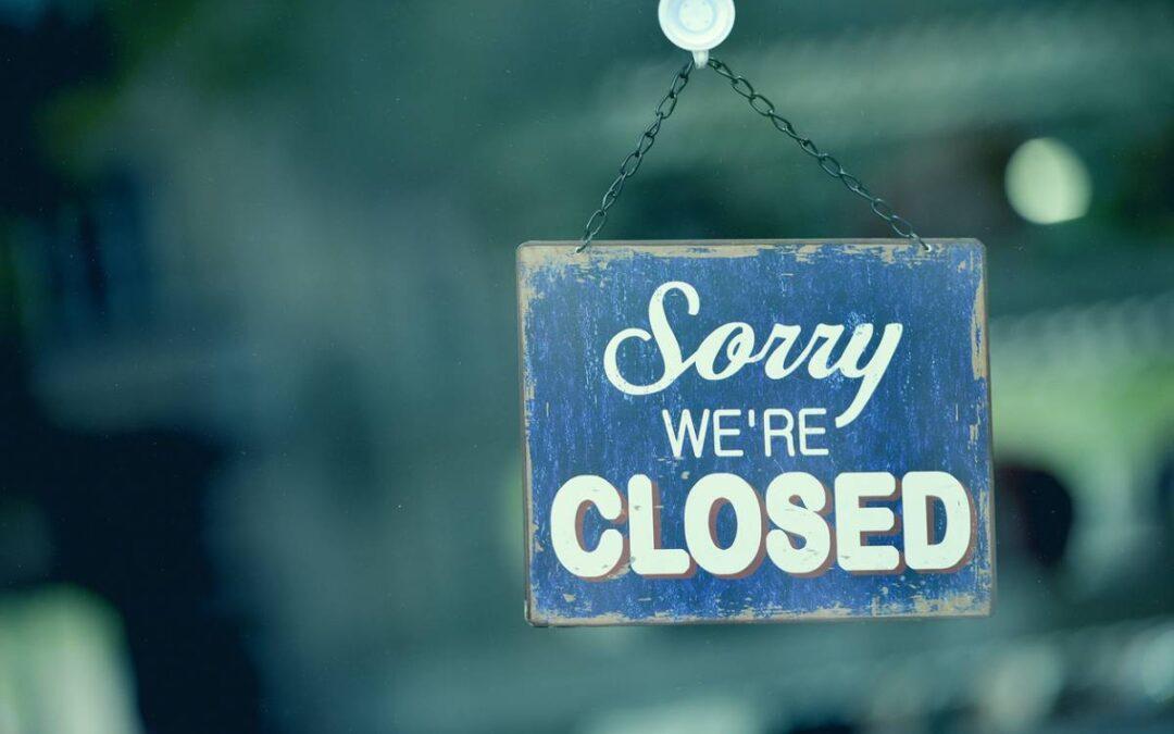 Covid 19 : ces auto-entreprises qui ferment