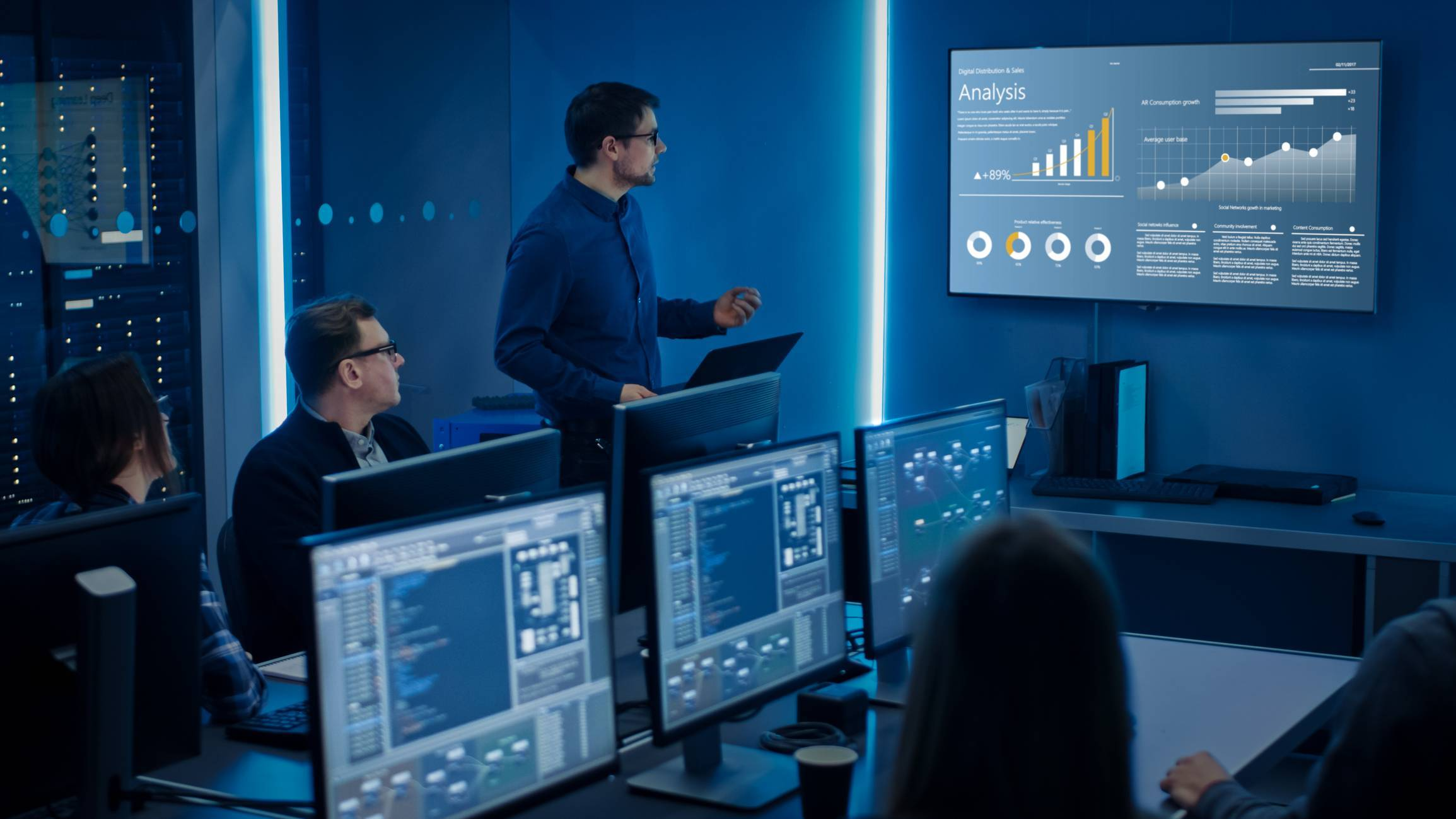 les avantages de l'écran interactif en réunion