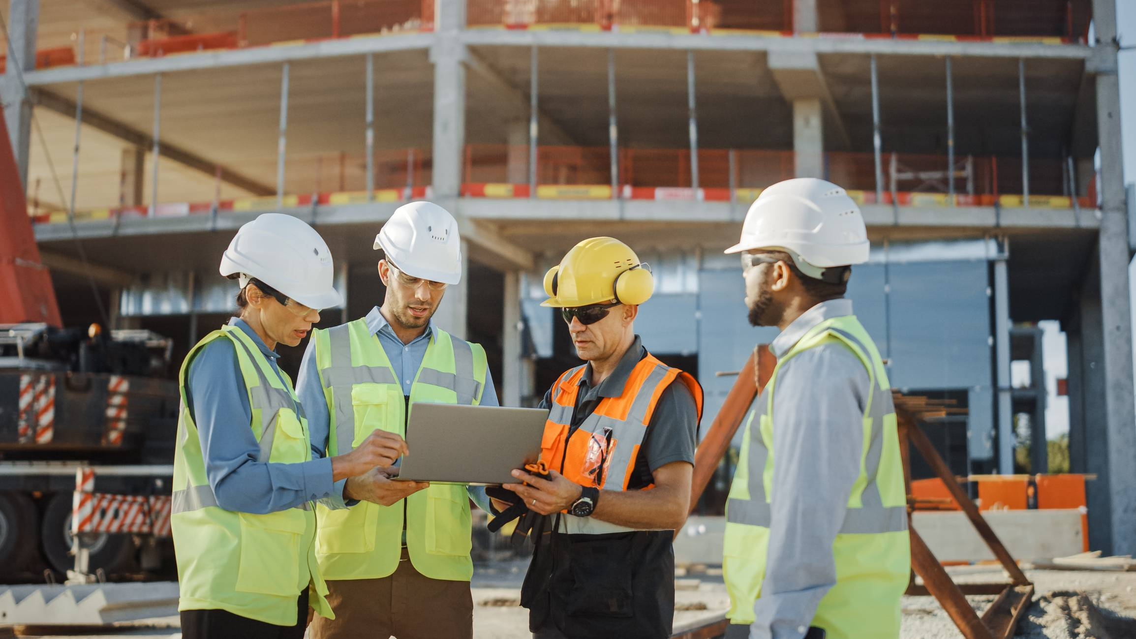 location matériel de chantier, économies