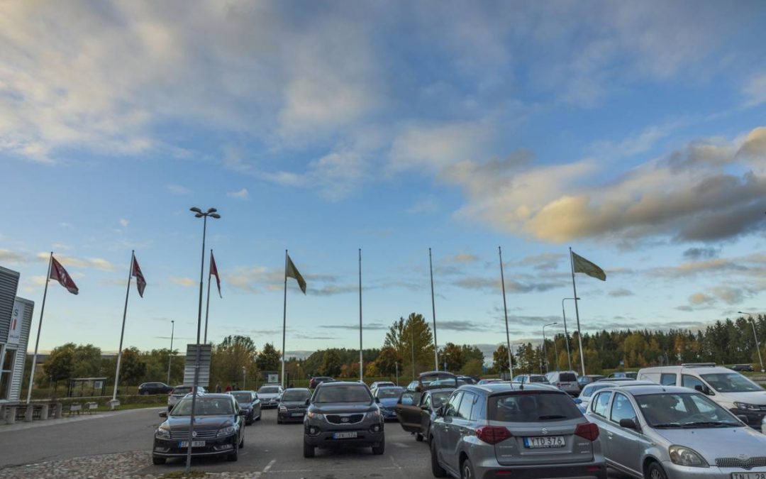 Parking d'entreprise, comment mieux aménager ?