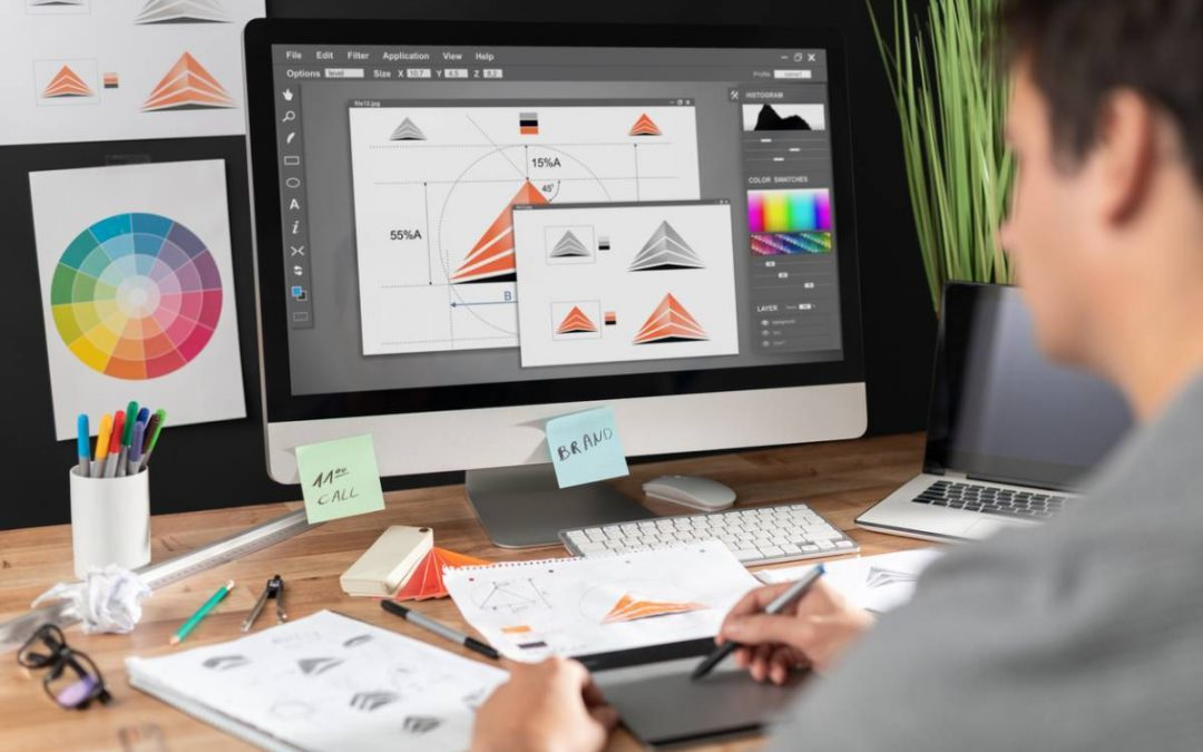 Création d'un logo : les tendances graphiques en 2021
