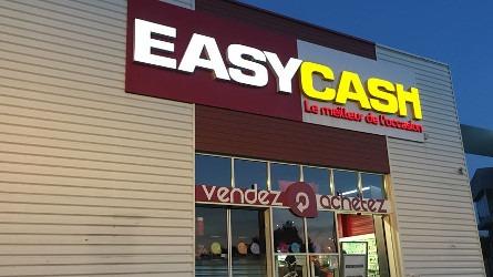enseigne Easy cash