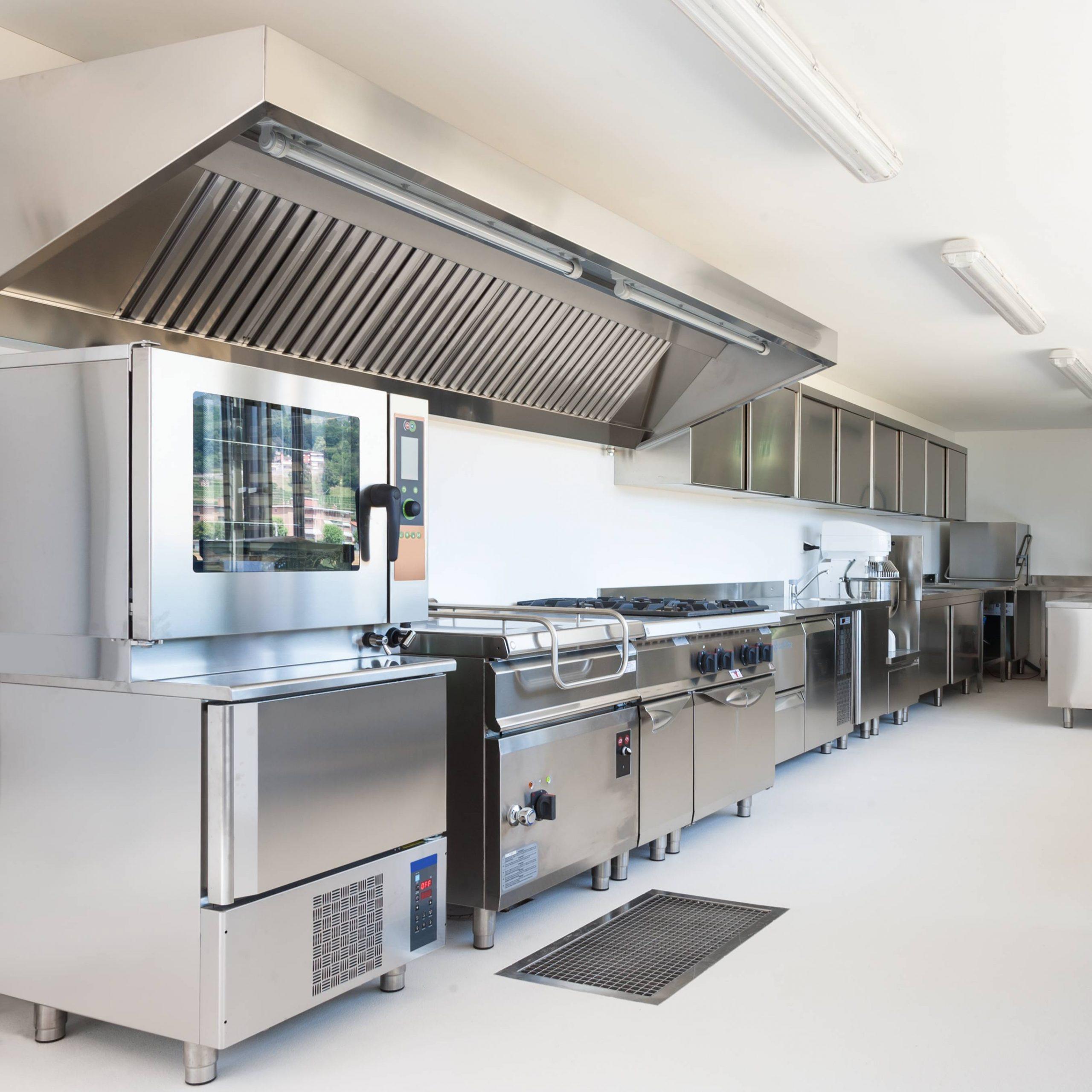 conservation des aliments dans une cuisine professionnelle