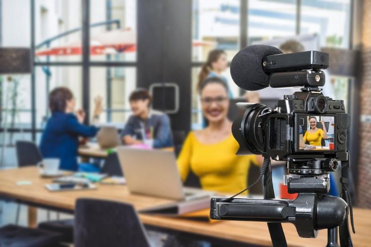 Mettre en avant votre entreprise avec une vidéo corporate