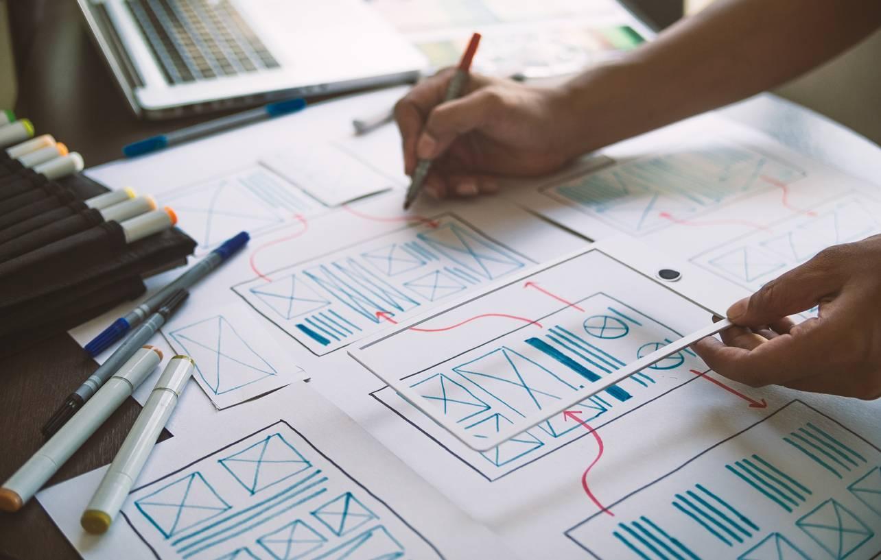 UX et UI design