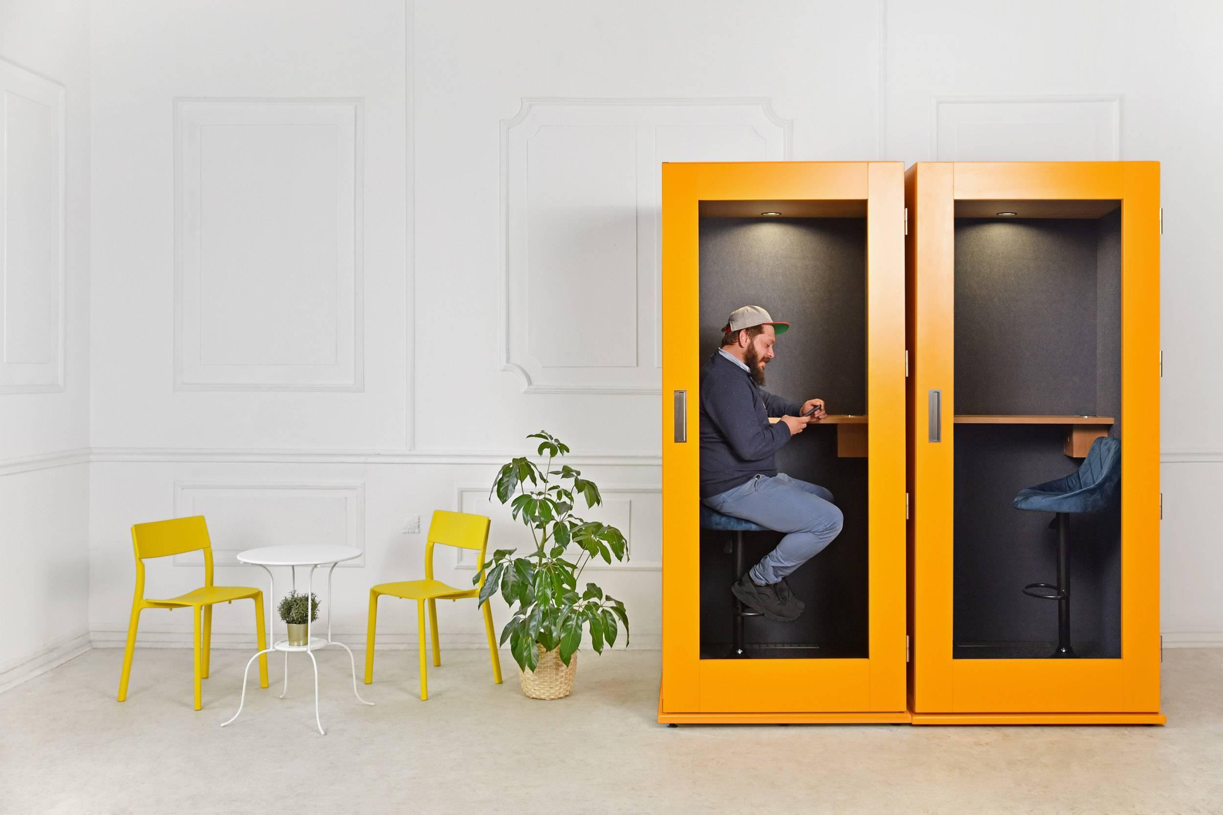 open-space espace de travail