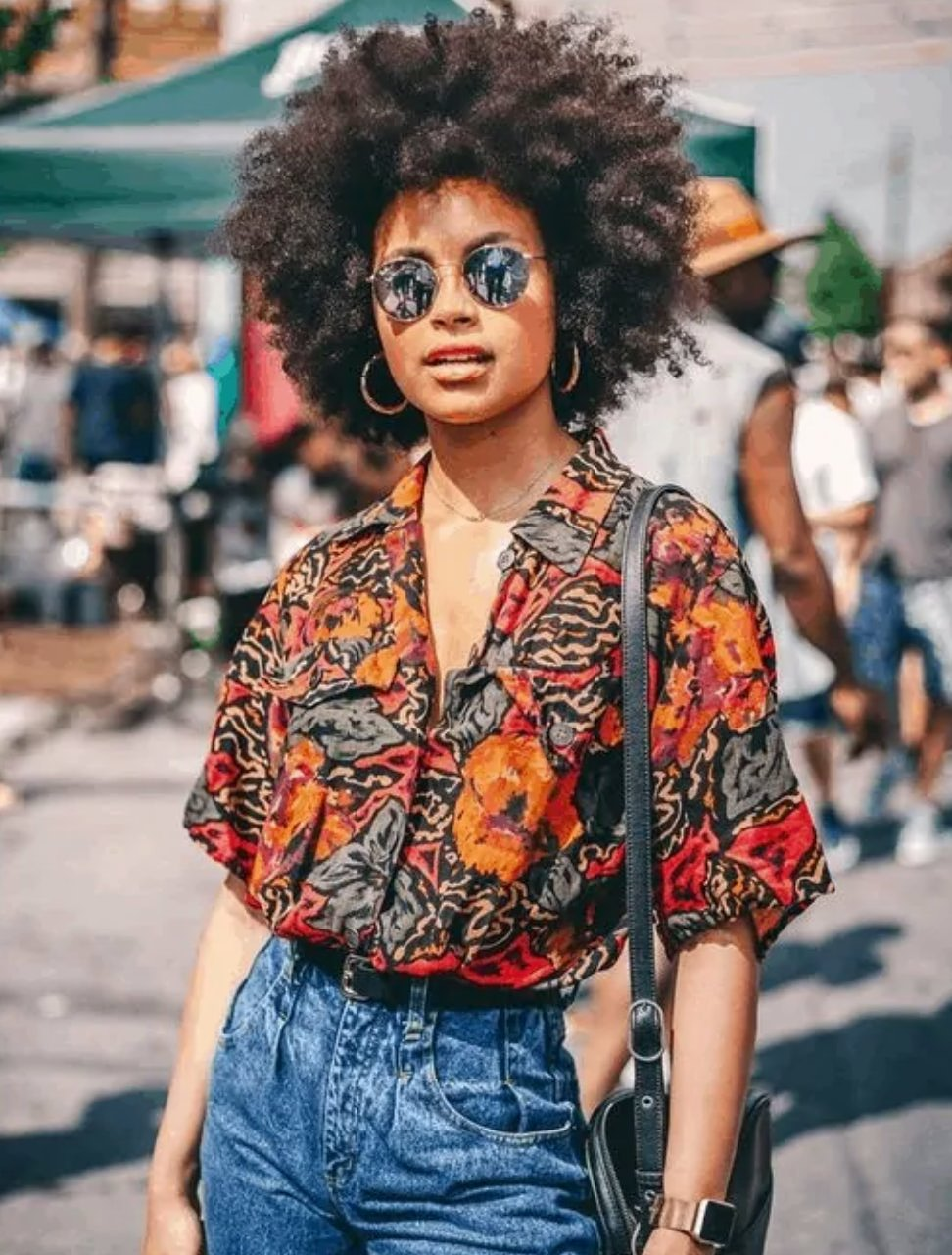style vestimentaire afro