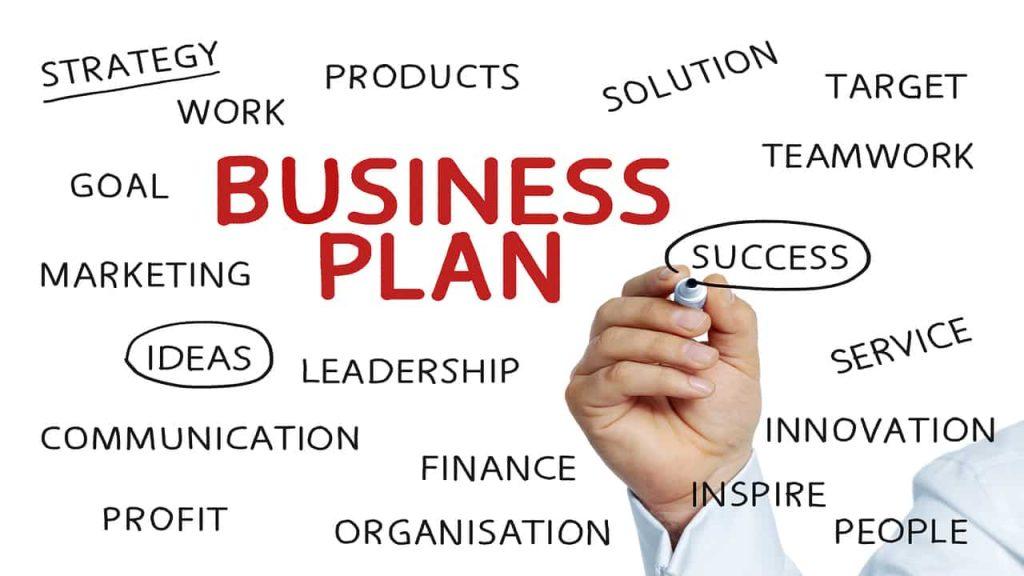 élaboration business plan
