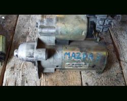 Motorino d' avviamento MAZDA 3 Berlina 1° Serie
